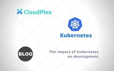 The impact of Kubernetes on development