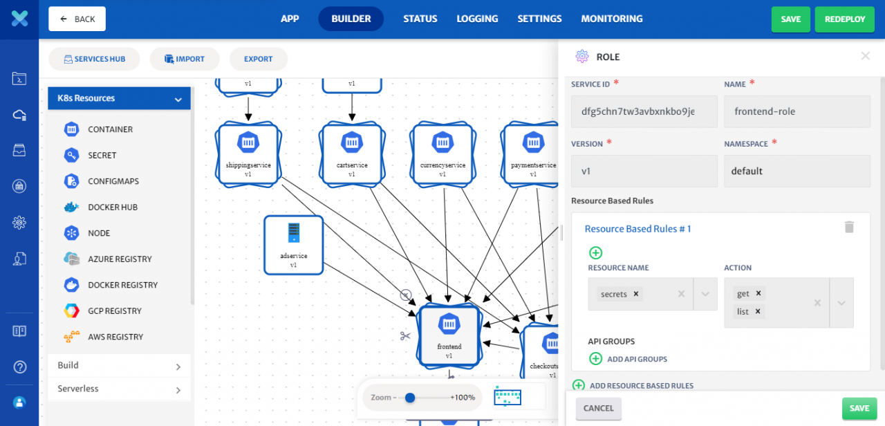 Dynamic Parameters, Kubernetes Cluster Bootstrapping & Kubernetes RBAC